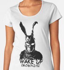 Wake Up Women's Premium T-Shirt