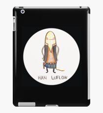 Han Loflow iPad Case/Skin