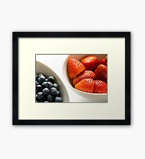 Fruit! Framed Print