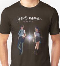 Your Name(Kimi no na wa) Unisex T-Shirt