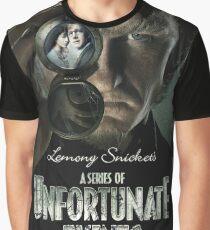 Unfortunate Events Graphic T-Shirt