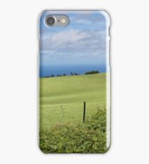 Kohala countryside iPhone Case/Skin