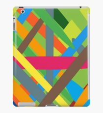 Brush happy iPad Case/Skin