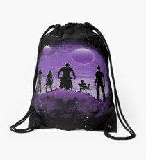 Guardians Drawstring Bag