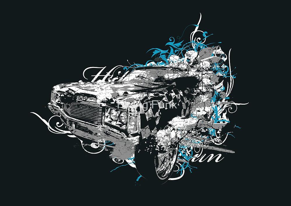 Hit & Run by Flying Funk