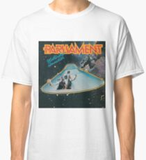Parliament - mothership connection Classic T-Shirt