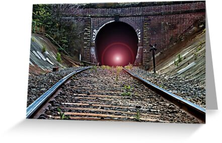 """Light at The End of The Tunnel"" by Phil Thomson IPA"