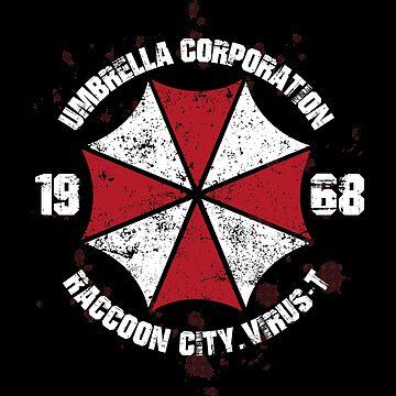 Umbrella Corporation by RiverartDesign
