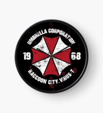 Umbrella Corporation Clock
