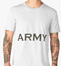 ARMY Men's Premium T-Shirt