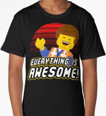 Everything is awesome! Long T-Shirt