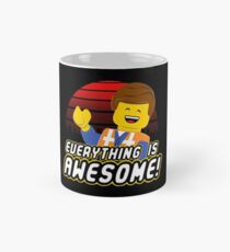 Taza Everything is awesome!