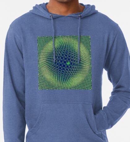 Hiding in the sphere Lightweight Hoodie
