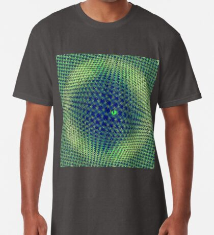 Hiding in the sphere Long T-Shirt