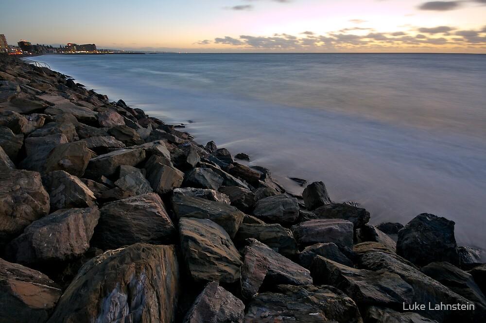 Glenelg Sunset by Luke Lahnstein