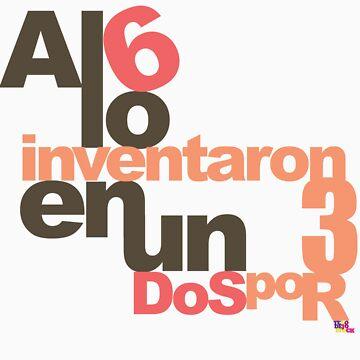 En Un 2por3 by Telodejostock