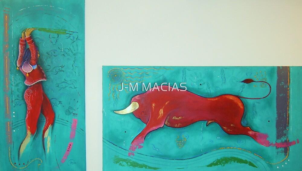 banderillas...!!!  by J-M MACIAS
