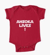 Ahsoka Lives! One Piece - Short Sleeve
