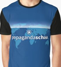 Propagandaschau Grafik T-Shirt
