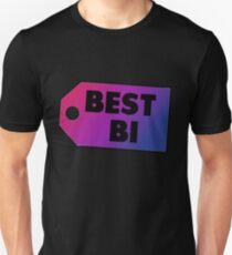 Best Bi Tag Unisex T-Shirt
