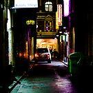 Rainbow Alley by Aaron  Sheehan