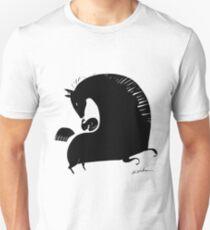 Horse & Girl Unisex T-Shirt