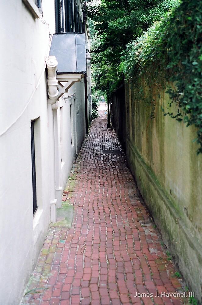 Stolls Alley, Charleston, S.C. by James J. Ravenel, III