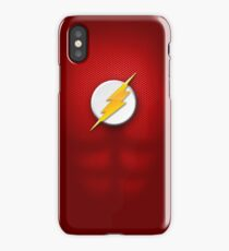 Flash Suit iPhone Case/Skin