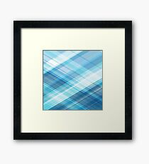 Indigo Dreams Framed Print