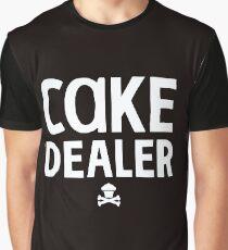 Cake Dealer Graphic T-Shirt