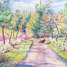 Turkey Run by Carolyn Bishop