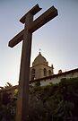 The Serra Cross by John Schneider