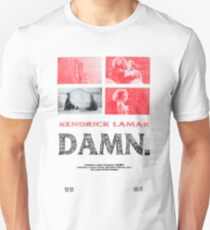 kendrick lamar damn coachella T-Shirt