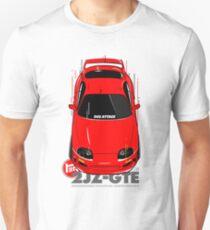 Toyota Supra 90s Attack Unisex T-Shirt