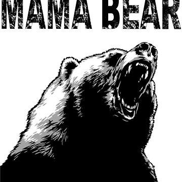 Mama Bear  by vndesign