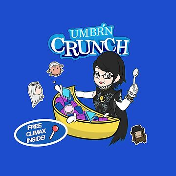 Umbr'n Crunch by Luxen