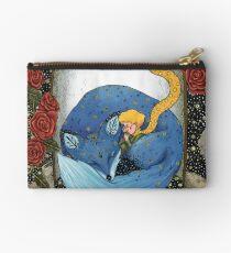 Bolso de mano El Principito - Versión azul