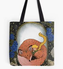 The Little Prince - Red version Tote Bag
