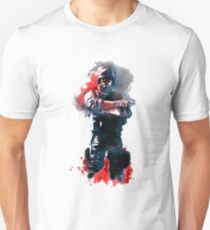 Rainbow Six Siege Thermite Painting Unisex T-Shirt