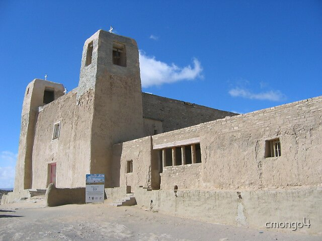 Church at Sky City by cmongo4