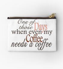 Need a Coffee Studio Pouch