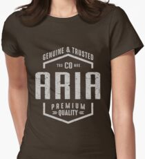 Aria Womens Fitted T-Shirt