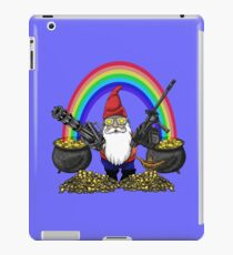 Gnome Guns iPad Case/Skin
