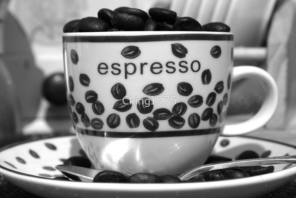 Espresso Anyone? by Cking1575