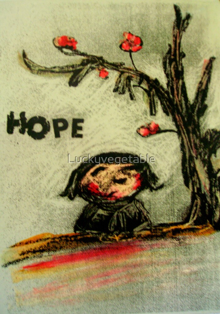 Hope by Luckyvegetable