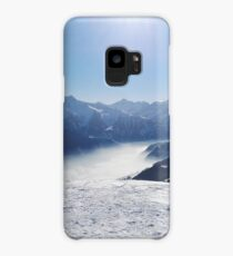 Below the Mountains, under the Snow Case/Skin for Samsung Galaxy