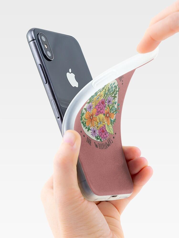 Alternative Ansicht von Sie gehören zu den Wildblumen iPhone-Hülle & Cover