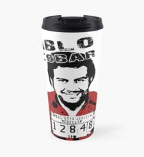 Pablo Escobar  Travel Mug