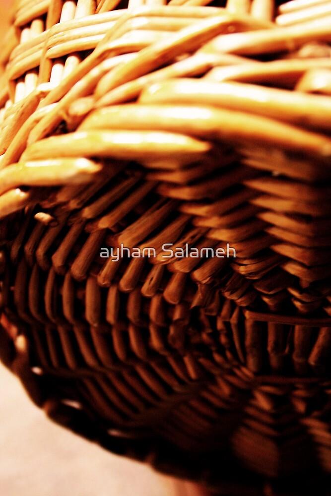 Basket by ayham Salameh