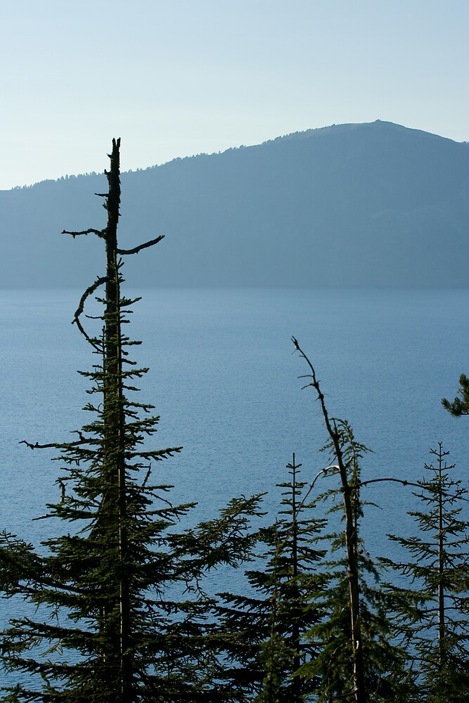 Crater Lake 2 by Chris Clarke